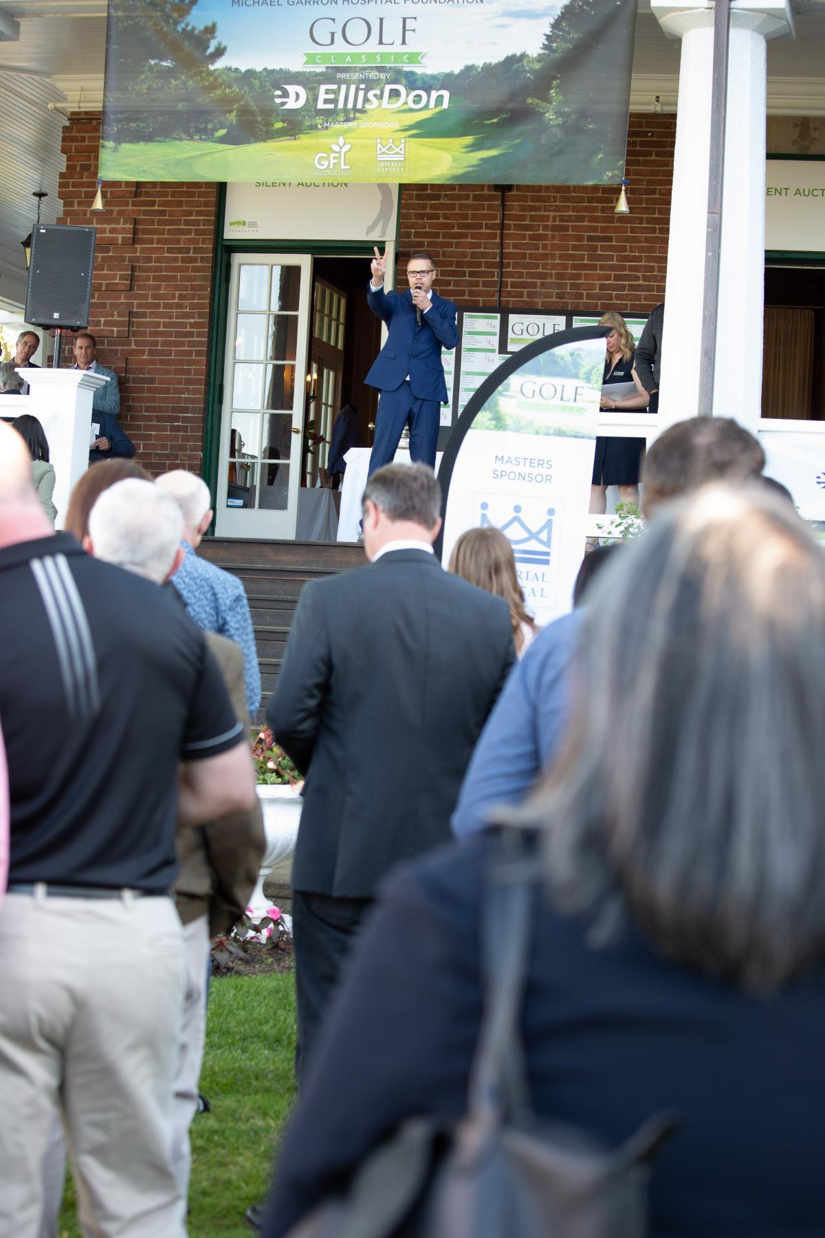Annual Golf Classic | MGH Foundation