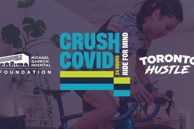 Crush Covid event details